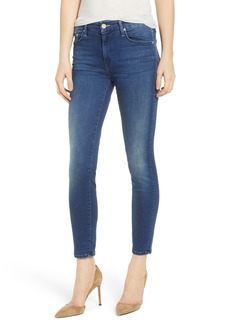 Mother Denim MOTHER The Looker Crop Skinny Jeans (Fast Times)