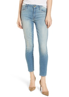 Mother Denim MOTHER The Looker Crop Skinny Jeans (Shake Well)