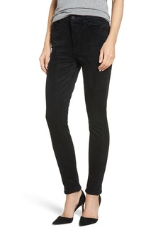 Mother Denim MOTHER The Looker High Waist Ankle Skinny Jeans (Tricks of the Trade)