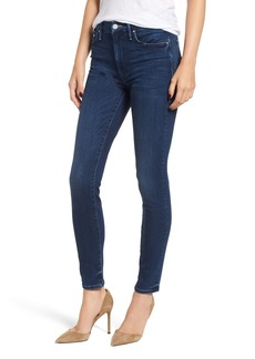 Mother Denim MOTHER The Looker High Waist Skinny Jeans (Tongue & Chic)