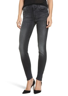 Mother Denim MOTHER The Looker Mid Rise Skinny Jeans (Night Hawk)