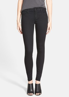 Mother Denim MOTHER 'The Looker' Mid Rise Skinny Jeans (Not Guilty)