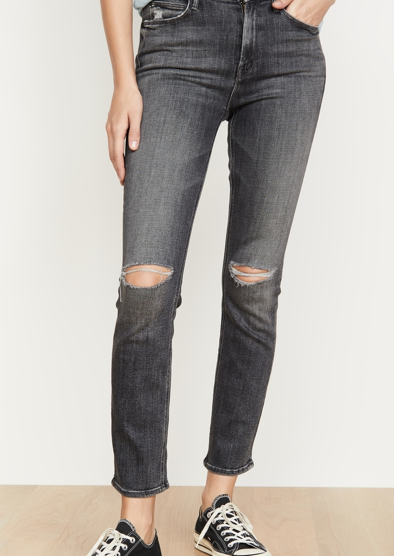 Mother Denim MOTHER The Mid Rise Dazzler Ankle Jeans