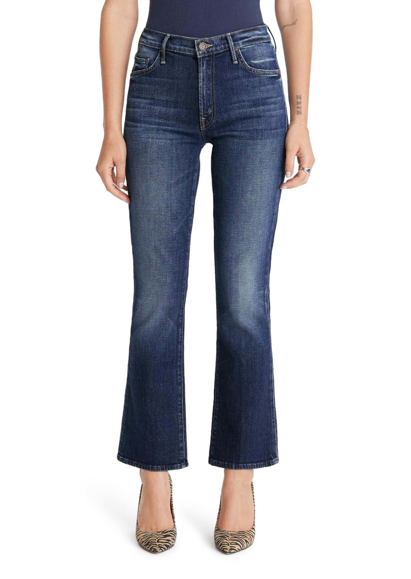 Mother Denim MOTHER The Outsider Ankle Bootcut Jeans