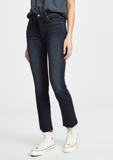 Mother Denim MOTHER The Rascal Ankle Snippet Jeans