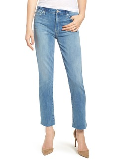 Mother Denim MOTHER The Rascal Ankle Snippet Straight Leg Jeans