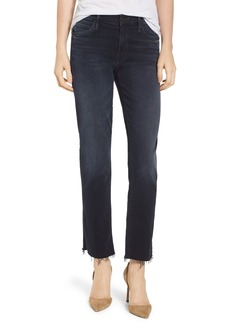 Mother Denim MOTHER The Rascal Ankle Straight Leg Jeans (Last Call)