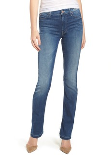Mother Denim MOTHER The Rascal Released Hem Straight Leg Jeans (Goin for Gold)