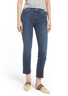 Mother Denim MOTHER The Rascal Snippit Ankle Jeans (Girl Crush)