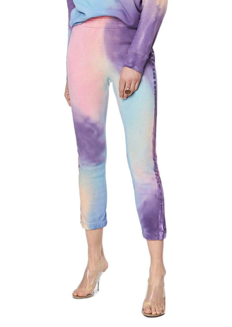 Mother Denim MOTHER The Springy Lounger Tie Dye Ankle Pants