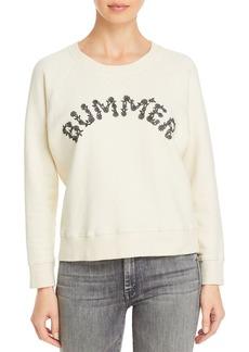 Mother Denim MOTHER The Square Bummer Sweatshirt