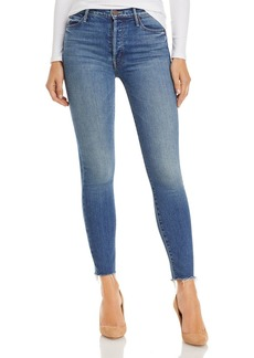 Mother Denim MOTHER The Stunner Skinny Ankle Jeans in So Long