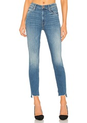 Mother Denim MOTHER The Stunner Two Step Fray