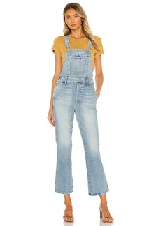Mother Denim MOTHER The Tripper Overall Ankle