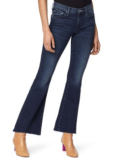 Mother Denim MOTHER The Weekend High Waist Fray Hem Flare Jeans (Tongue & Chic)