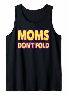 Mother Denim Poker Love Shirt Gifts Women Mother's Tank Top