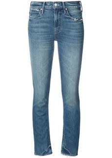 Mother Denim skinny ankle-grazer jeans