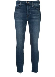 Mother Denim slim fit denim jeans