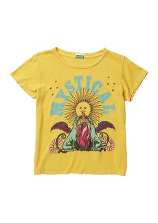 Mother Denim The Boxy Goodie Goodie Graphic T-Shirt