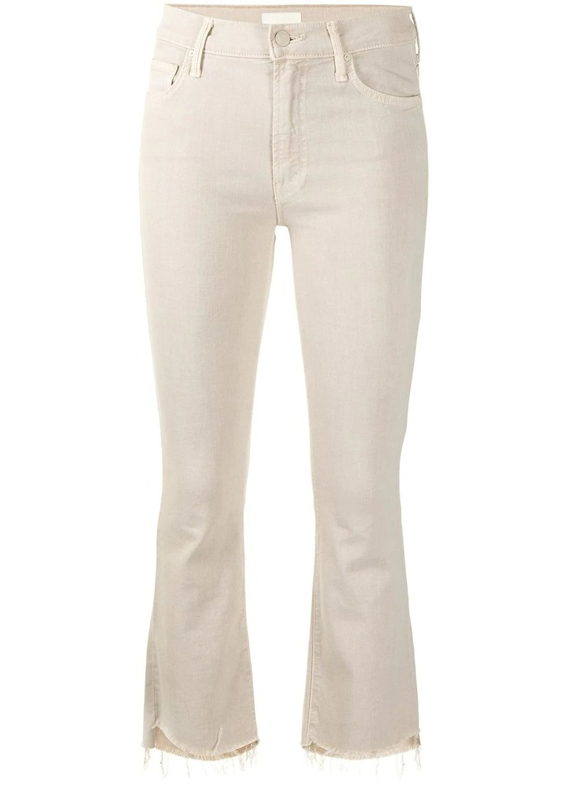 The Insider cropped jeans