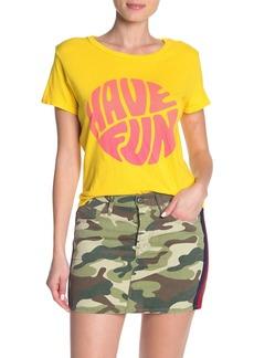 Mother Denim The Little Goodie Goodie T-Shirt