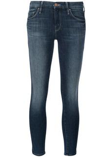 Mother Denim 'The Looker Crop' jeans