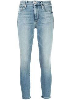 Mother Denim The Looker cropped jeans