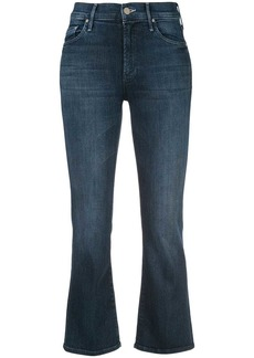 Mother Denim The Outsider Crop jeans