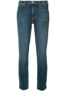 Mother Denim The Rascal ankle jeans