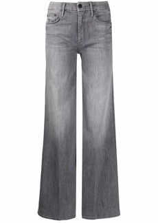 Mother Denim The Roller wide-leg jeans