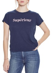 Mother Denim The Sinful Sup?rieur Tee