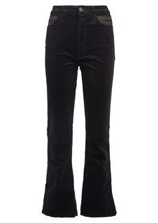 Mother Denim The Smooth Hustler Velvet Jeans