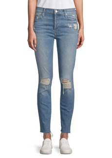 Mother Denim The Stunner Ankle Jeans