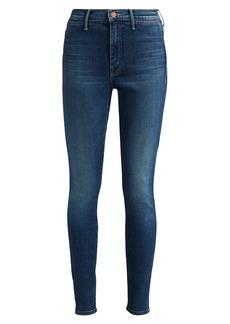 Mother Denim The Swooner Skinny Jeans