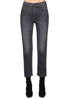 Mother Denim The Tomcat Cotton Denim Bootcut Jeans