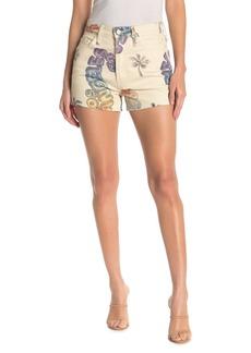 Mother Denim The Tomcat Shorts
