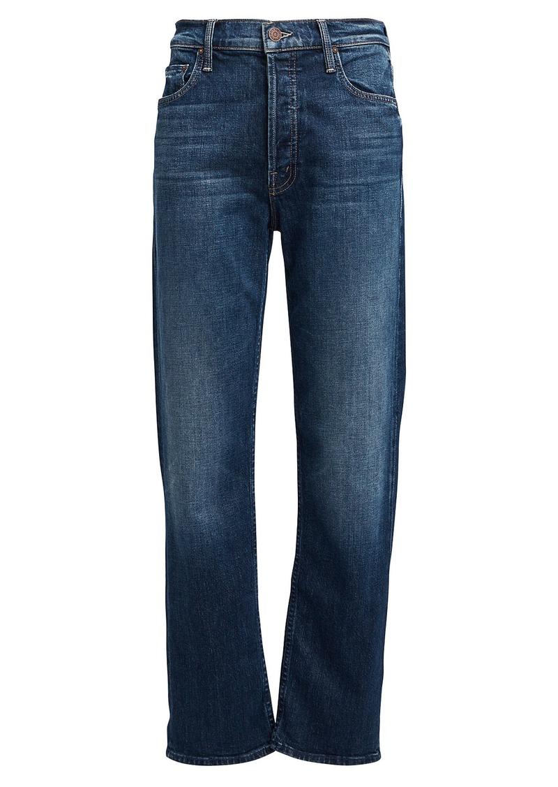 Mother Denim The Tomcat Straight Leg Jeans