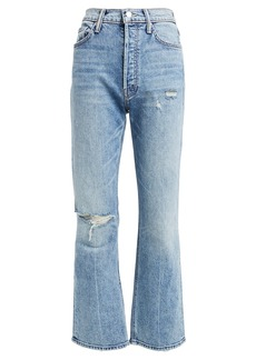 Mother Denim The Tripper Straight Leg Jeans