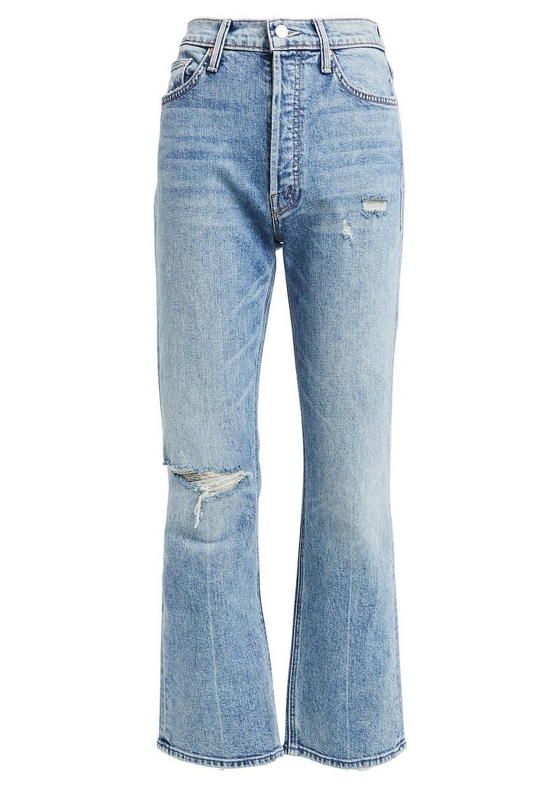 Mother Denim The Tripper Straight Leg Jeans