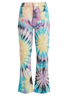 Mother Denim The Tripper Tie-Dye Jeans