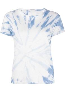 Mother Denim tie-dye crew neck T-shirt