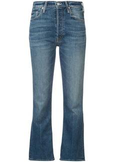 Mother Denim tripper cropped jeans