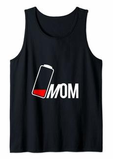Mother Denim Womens Mom Low Energy Battery  Tank Top