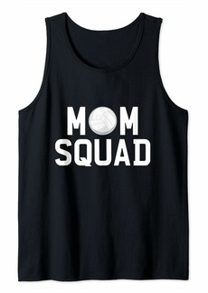 Mother Denim Womens Mom Squad Volleyball  Tank Top