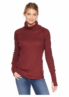 Mountain Hardwear EDP™ Waffle Long Sleeve Turtleneck