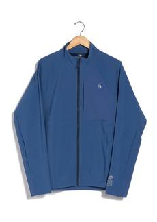 Mountain Hardwear Keele Woven Zip Front Jacket