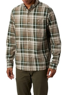 Mountain Hardwear Minorc Plaid Regular Fit Shirt
