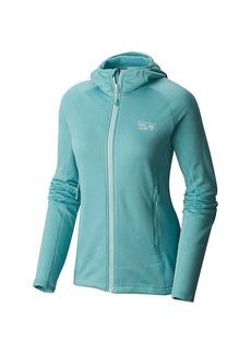 Mountain Hardwear Women's Desna Grid Hooded Jacket