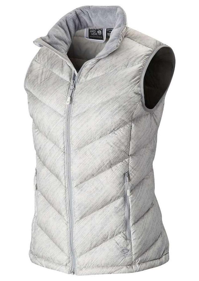 Mountain Hardwear Women's Ratio Printed Down Vest