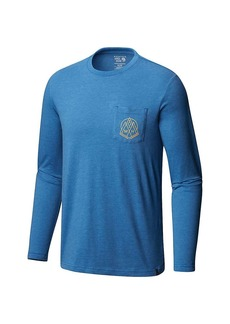 Mountain Hardwear Men's 3 Peaks LS Pocket Tee